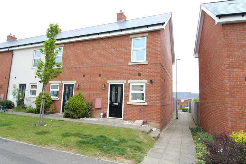 2 Bedrooms End Of Terrace House for sale in Port Lane, Colchester