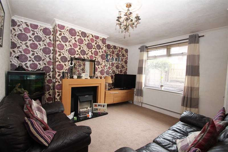 2 Bedrooms Terraced House for sale in Chaytor Road, Bridgehill, Consett
