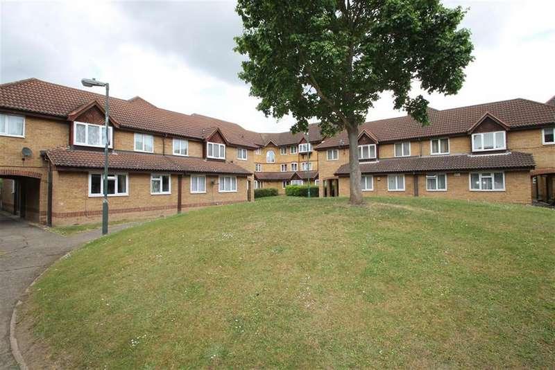 1 Bedroom Flat for sale in Cook Square, Erith, Kent, DA8 2PL