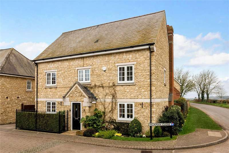 6 Bedrooms Detached House for sale in Hickman Close, Greatworth, Banbury, Northamptonshire, OX17