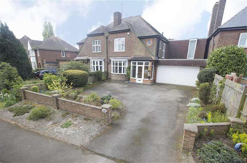 4 Bedrooms Semi Detached House for sale in Gipsy Lane, Kettering