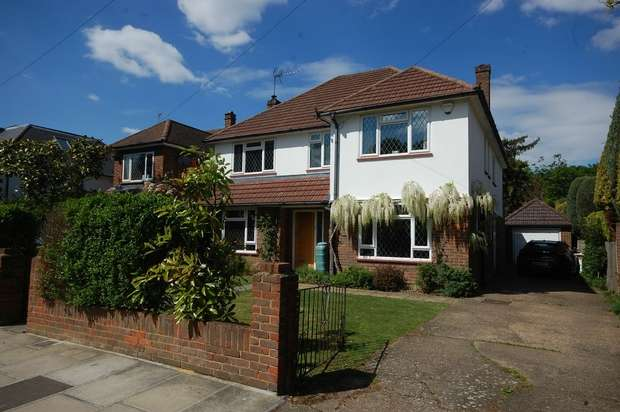 5 Bedrooms Detached House for sale in Ormond Crescent, Hampton
