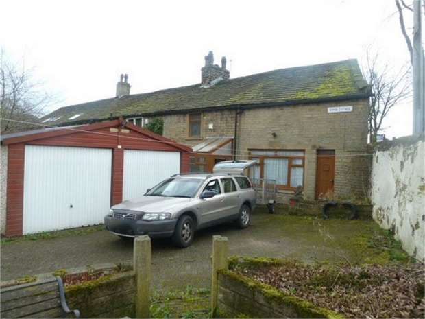3 Bedrooms Cottage House for sale in Gibbet Street, Halifax, West Yorkshire