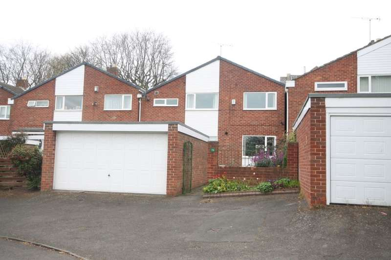 4 Bedrooms Detached House for sale in John F Kennedy Estate, Washington, NE38