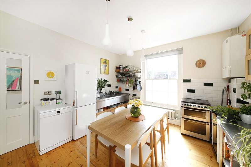 2 Bedrooms Apartment Flat for sale in Gipsy Road, London