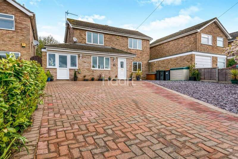 3 Bedrooms Detached House for sale in Church Lane Wymington