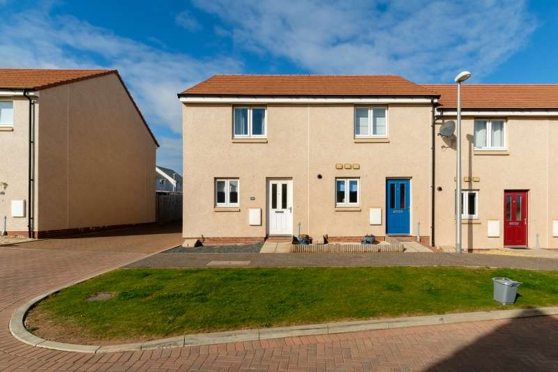 2 Bedrooms Villa House for sale in Fairbairn Way, Dunbar, East Lothian, EH42 1WQ