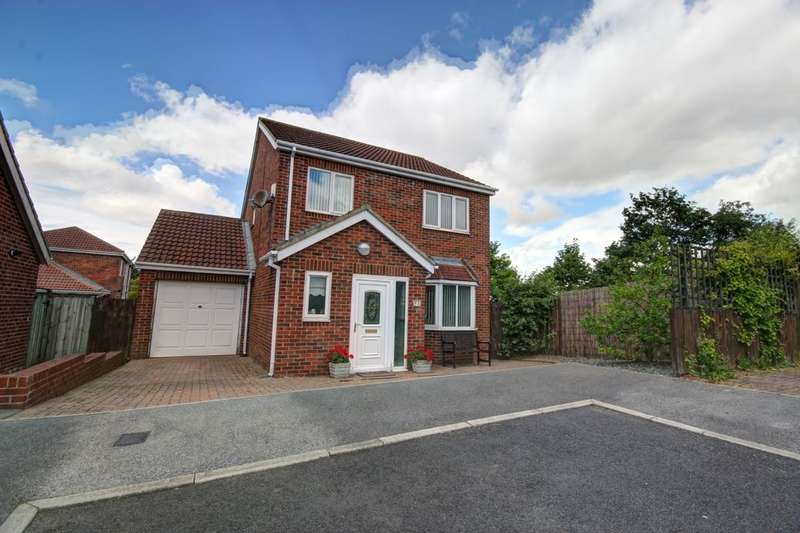 3 Bedrooms Detached House for sale in Premier Court, Trimdon, TS29