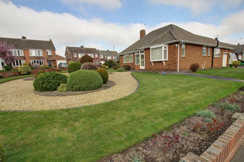 3 Bedrooms Detached Bungalow for sale in Westcott Drive, Durham, DH1