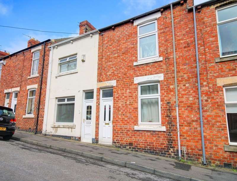 2 Bedrooms Property for sale in Bircham Street, Stanley, DH9