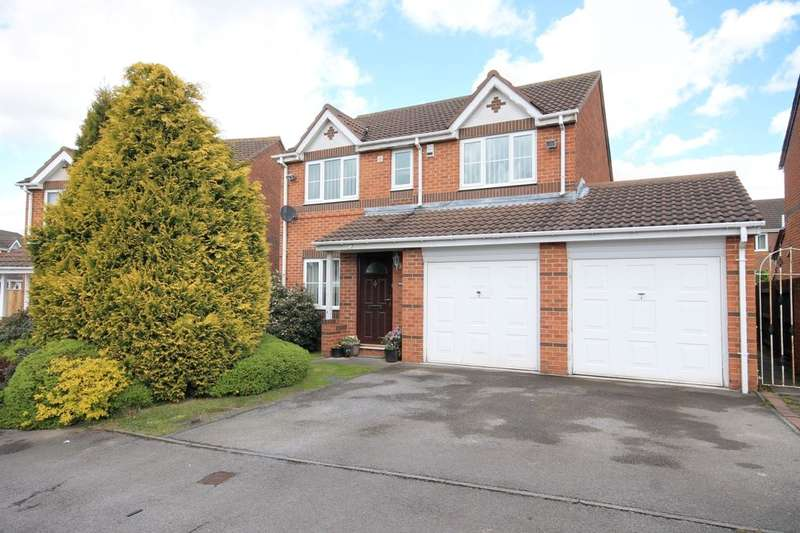 4 Bedrooms Detached House for sale in Brightlea, Birtley, Chester Le Street, DH3