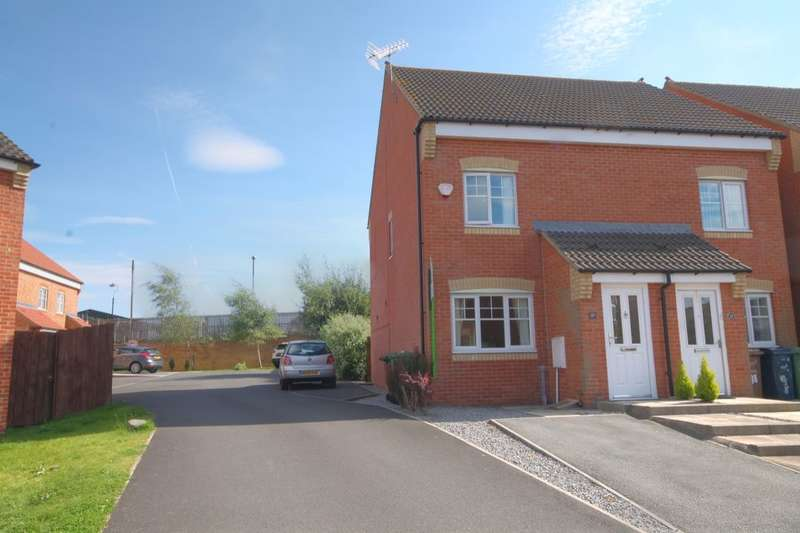 3 Bedrooms Semi Detached House for sale in Harwood Drive, Houghton Le Spring, DH4