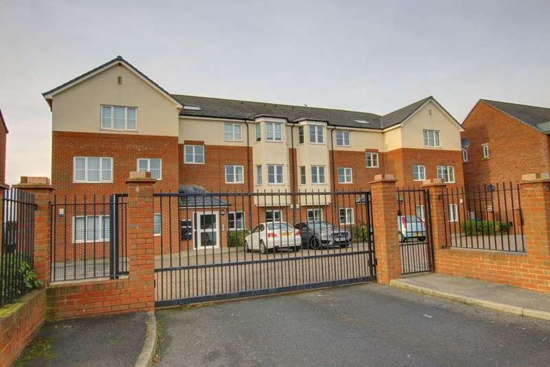 2 Bedrooms Flat for sale in Lambton View, Rainton Gate, Houghton Le Spring, DH4