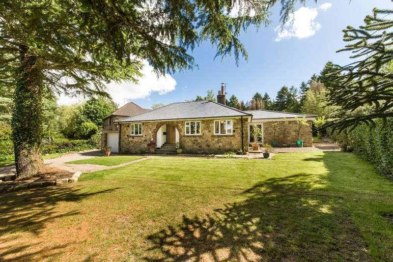 4 Bedrooms Detached Bungalow for sale in High Mill Road, Hamsterley Mill, Rowlands Gill, NE39