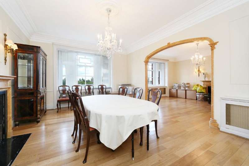 5 Bedrooms Flat for sale in Palace Gate, Kensington