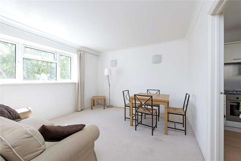 1 Bedroom Flat for sale in Romily Court, Landridge Road, London, SW6