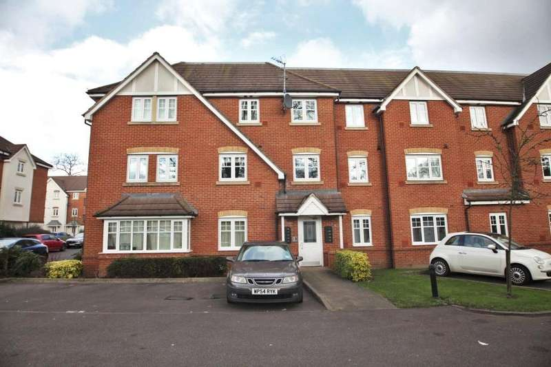 2 Bedrooms Flat for sale in Perigee, Shinfield, Reading, Berkshire, RG2