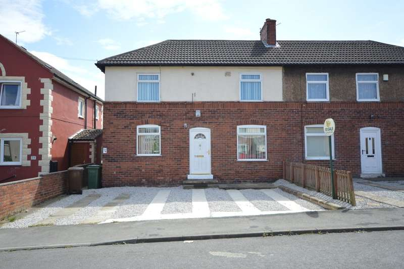 3 Bedrooms Semi Detached House for sale in South Street, Havercroft, Wakefield