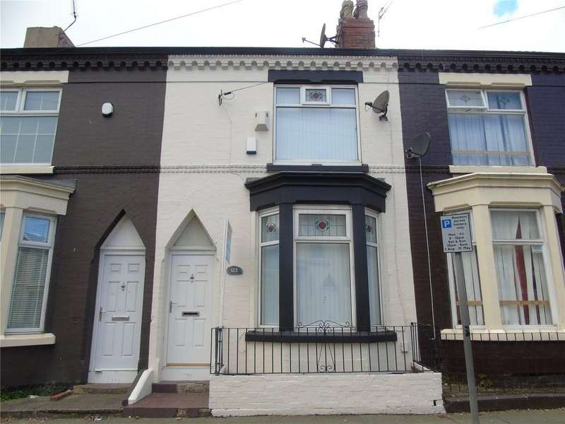 2 Bedrooms Terraced House for sale in Makin Street, Walton, L4