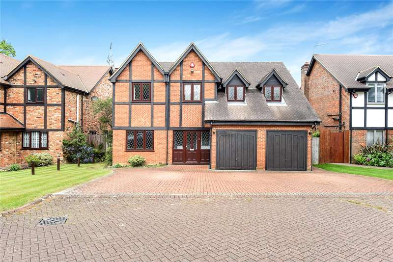 5 Bedrooms House for sale in Georgian Close, Stanmore, Middlesex, HA7
