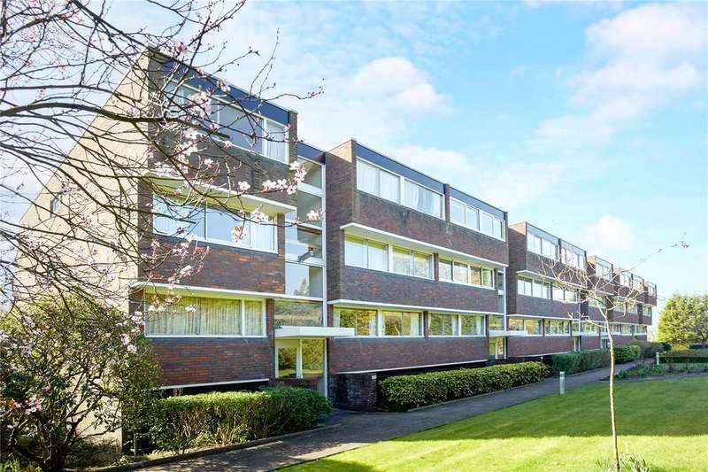 2 Bedrooms Flat for sale in Bancroft Court, Reigate, Surrey, RH2