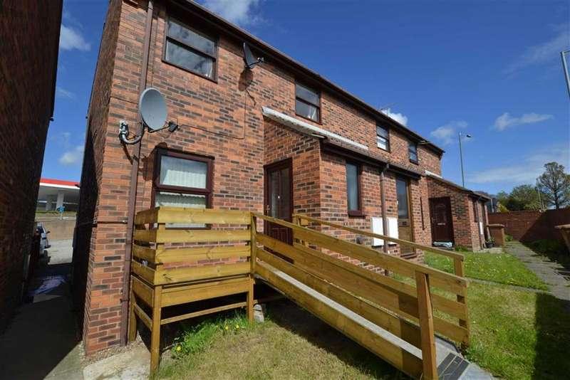 2 Bedrooms Flat for sale in Nursery Grove, Bridlington, East Yorkshire, YO16