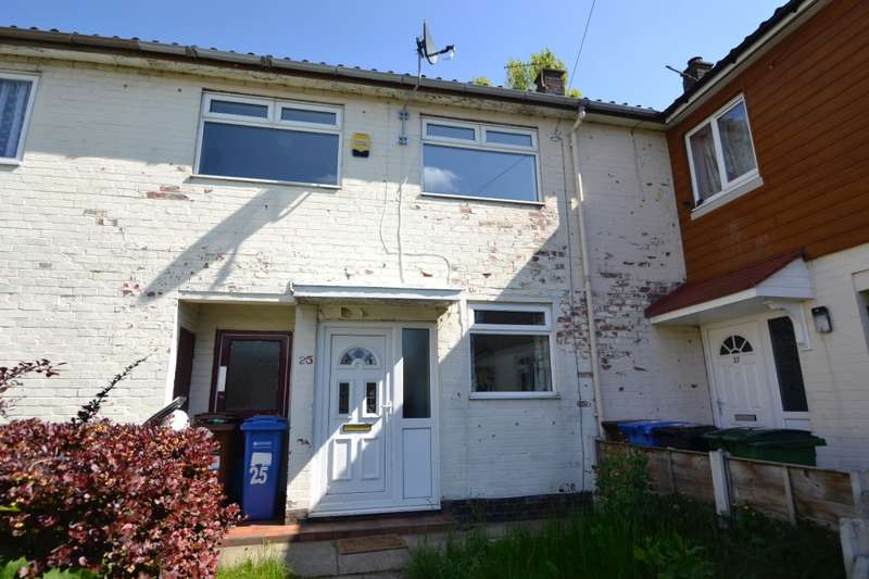 3 Bedrooms Terraced House for sale in Sandiway, Bredbury, Stockport , SK6