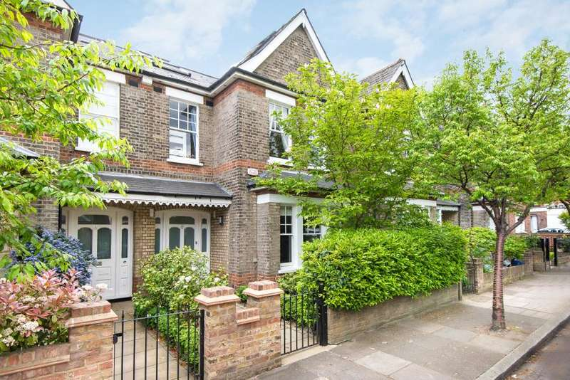 4 Bedrooms Semi Detached House for sale in Carlton Road, East Sheen, SW14