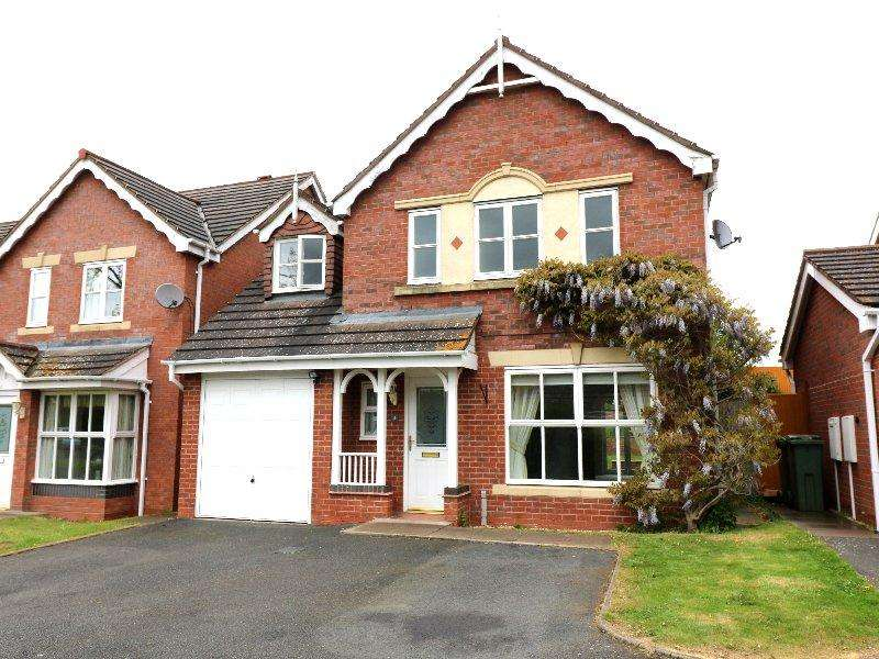 5 Bedrooms Detached House for sale in Willow Bank, Wyre Piddle, Pershore WR10