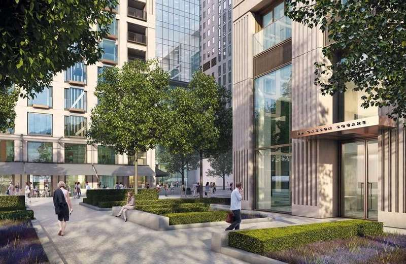 Studio Flat for sale in Thirty Casson Square, Southbank Place, London