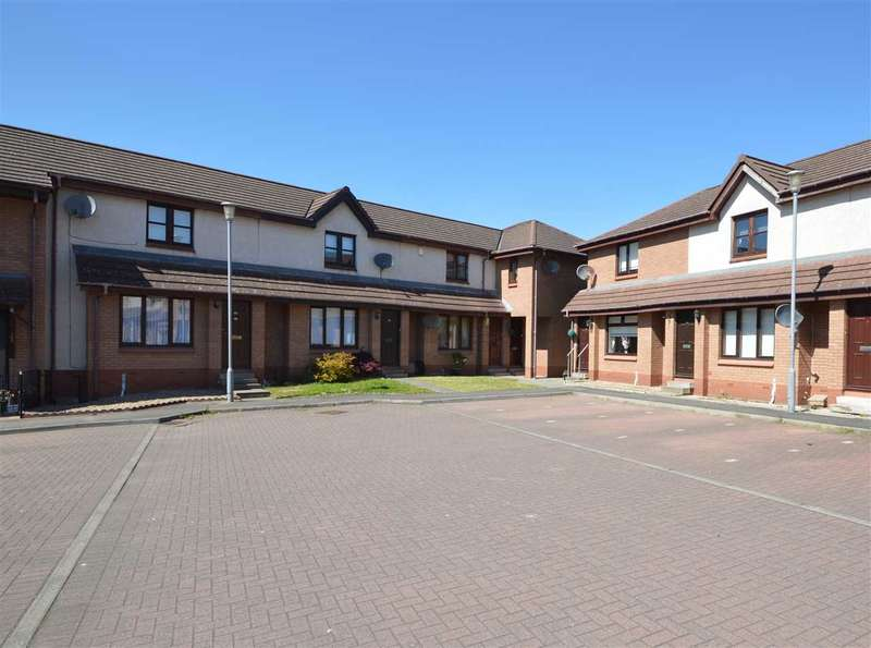 3 Bedrooms Apartment Flat for sale in Coronation Road, Motherwell