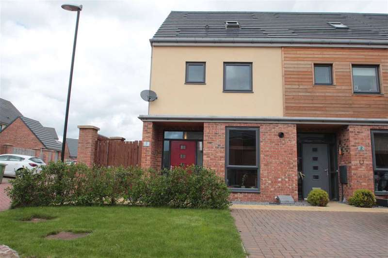 3 Bedrooms Town House for sale in Waterhouses, Elba Park, Houghton-Le-Spring
