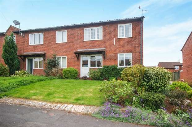 1 Bedroom Flat for sale in Linley View Drive, BRIDGNORTH, Shropshire