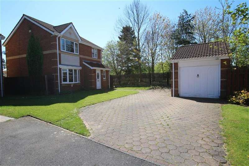 3 Bedrooms Detached House for sale in St Oswalds Court, Newton Aycliffe, County Durham