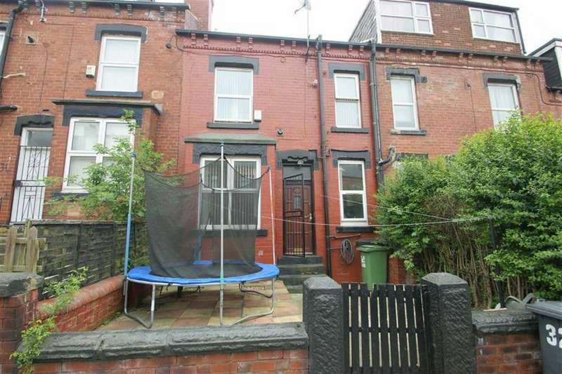 2 Bedrooms Terraced House for sale in Conway Mount, Harehills, LS8