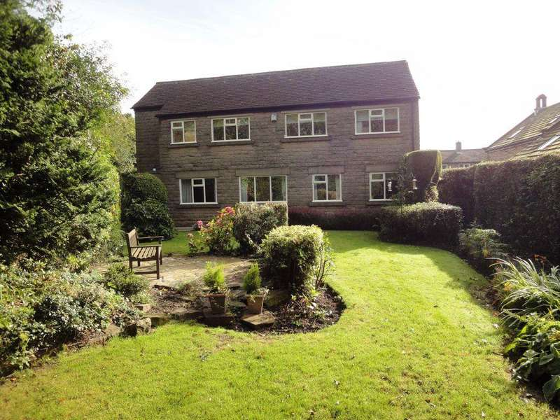 5 Bedrooms Detached House for rent in Moorside, 10 Sheephill Road, Sheffield, S11 7TU