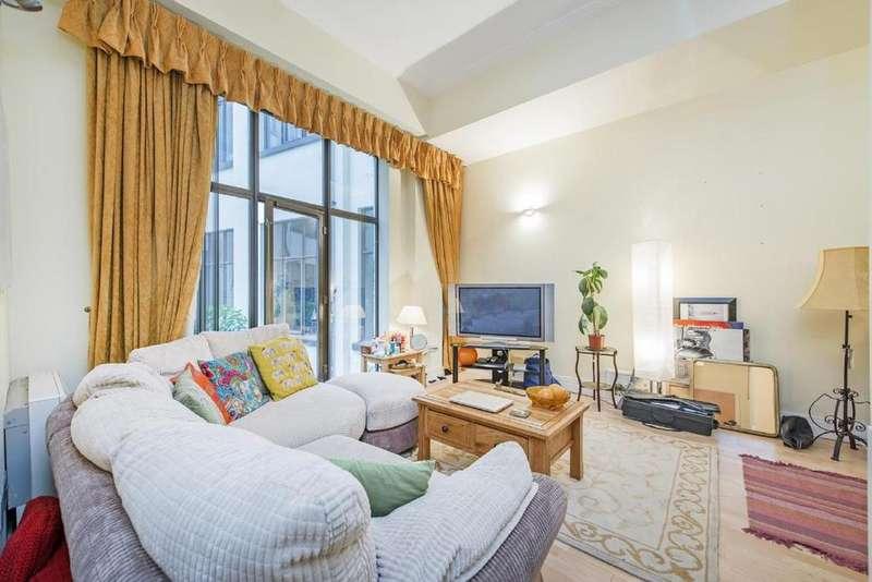 2 Bedrooms Flat for sale in Prescot Street, Clerkenwell, E1