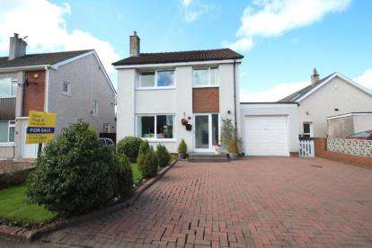 3 Bedrooms Detached House for sale in Midcroft Place, Strathaven