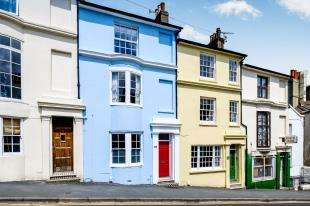 4 Bedrooms Terraced House for sale in Guildford Road, Brighton, East Sussex