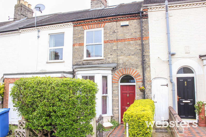 3 Bedrooms Terraced House for sale in Denbigh Road, Norwich NR2