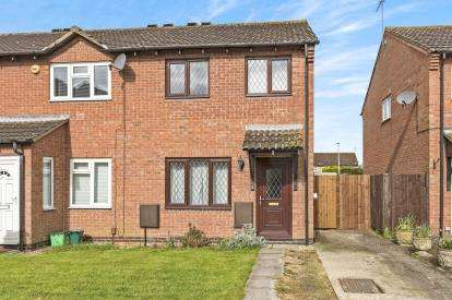 2 Bedrooms Semi Detached House for sale in Maythorn Drive, Cheltenham, Gloucestershire
