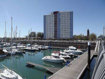 1 Bedroom Flat for sale in Trinity Green, Gosport, Hampshire