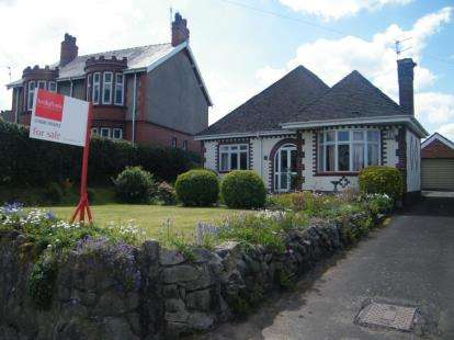 2 Bedrooms Bungalow for sale in Swanlow Lane, Winsford, Cheshire
