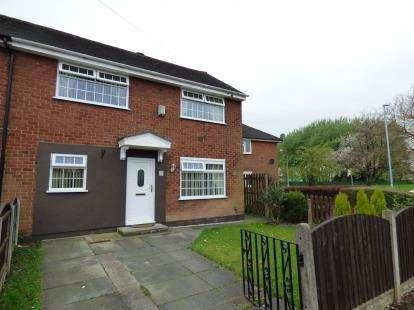 2 Bedrooms Semi Detached House for sale in Birkett Drive, Ribbleton, Preston, Lancashire