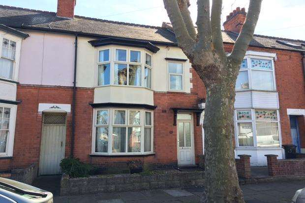 3 Bedrooms Terraced House for sale in Somerville Road, Leicester, LE3