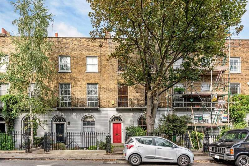 3 Bedrooms Terraced House for sale in St. Pauls Road, London, N1