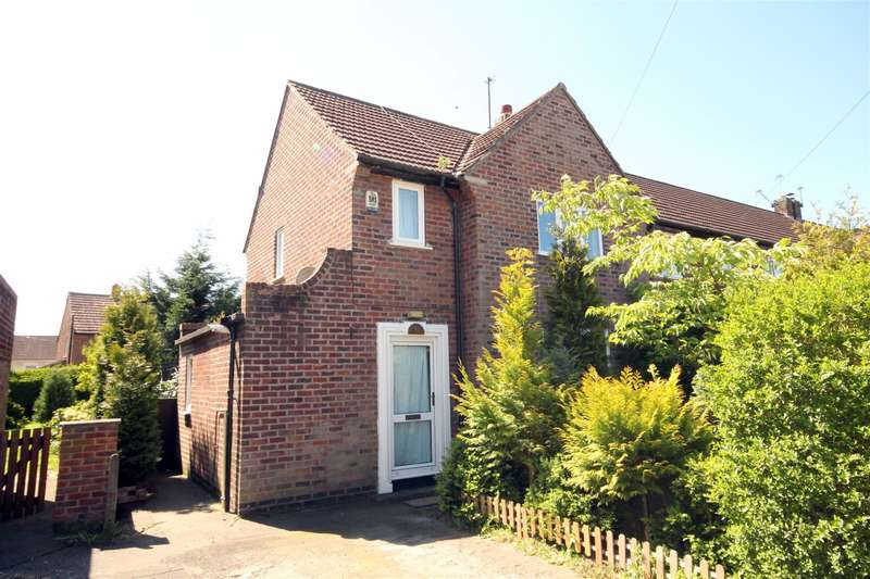 2 Bedrooms Town House for sale in Bramham Grove, York, YO26 5BJ