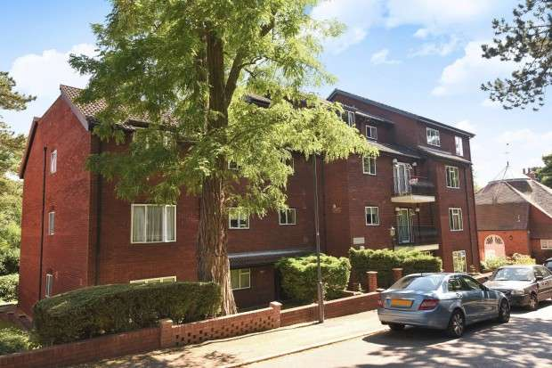 2 Bedrooms Apartment Flat for sale in Bermuda House, Mount Park Road, Harrow on the Hill, HA1