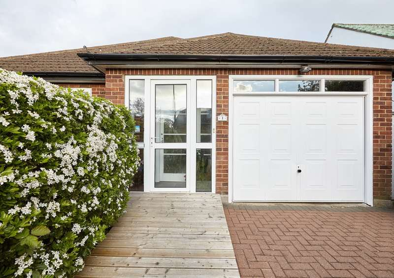 2 Bedrooms Bungalow for sale in Bittacy Rise, Mill Hill, London, NW7