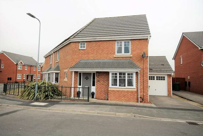 3 Bedrooms Semi Detached House for sale in Wensleydale Gardens, Thornaby, Stockton-On-Tees